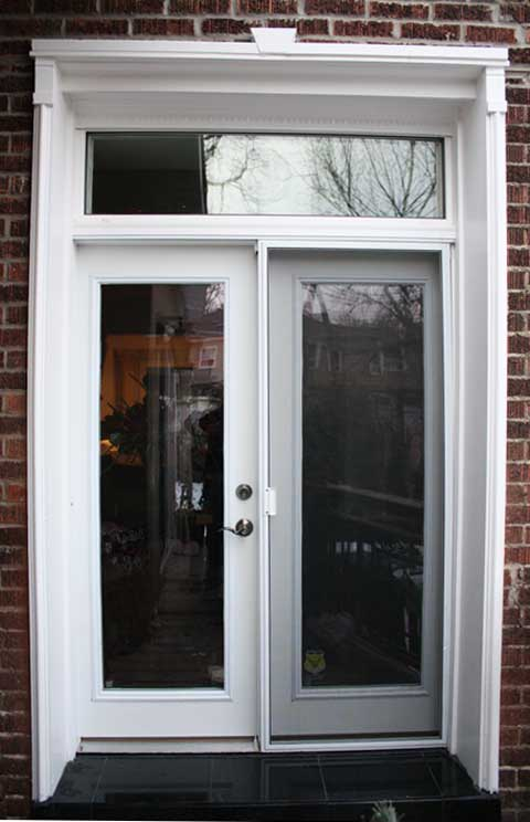 The small project company gallery for Small exterior doors